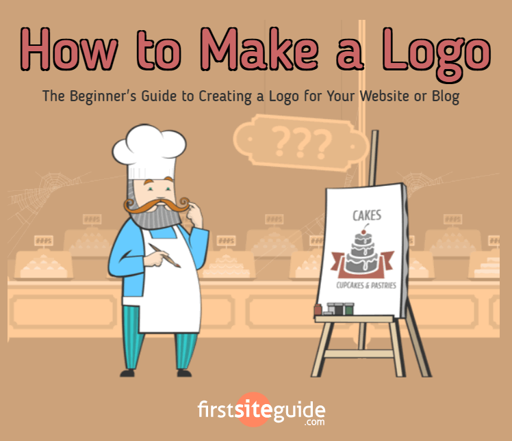 How to Make a Logo (Incl  Free Logo Makers) - The Beginner's Guide 2019