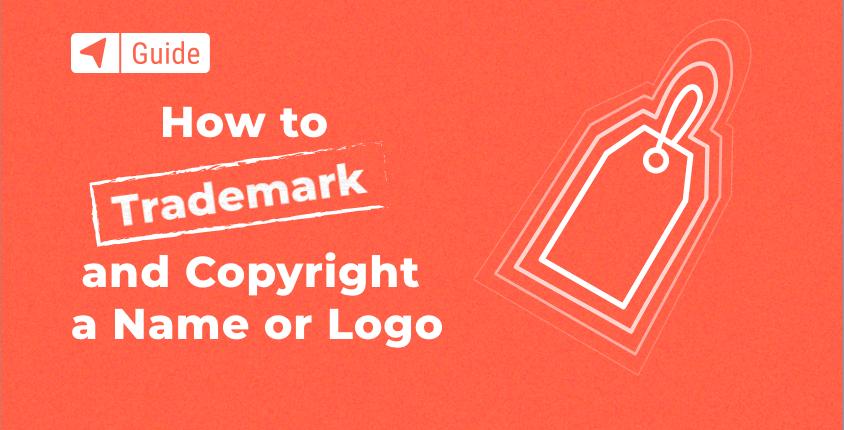 How to Trademark & Copyright a Logo or Name