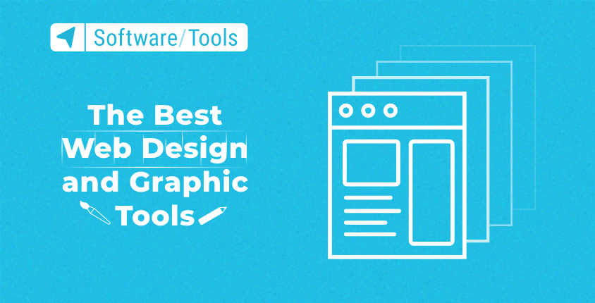 The Best Web Design and Graphic Tools 2021
