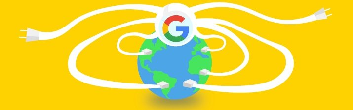 how global google is
