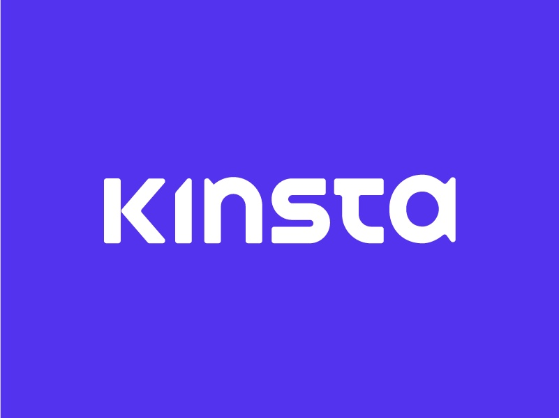 Logotipo Kinsta