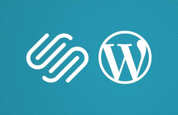 Squarespace to WordPress