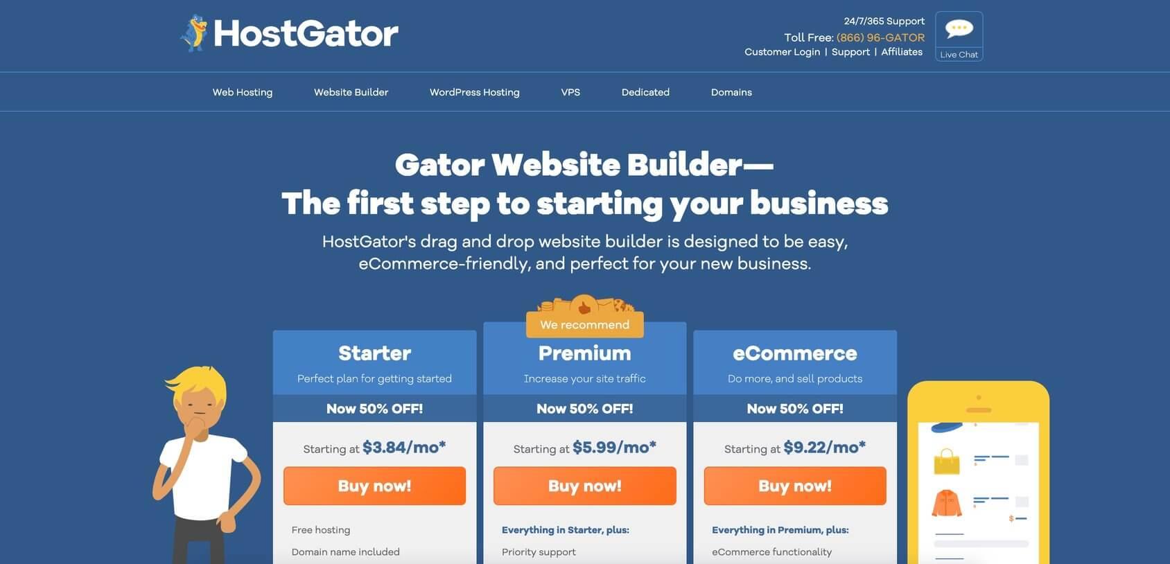 Gator homepage