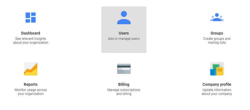 gsuite add users