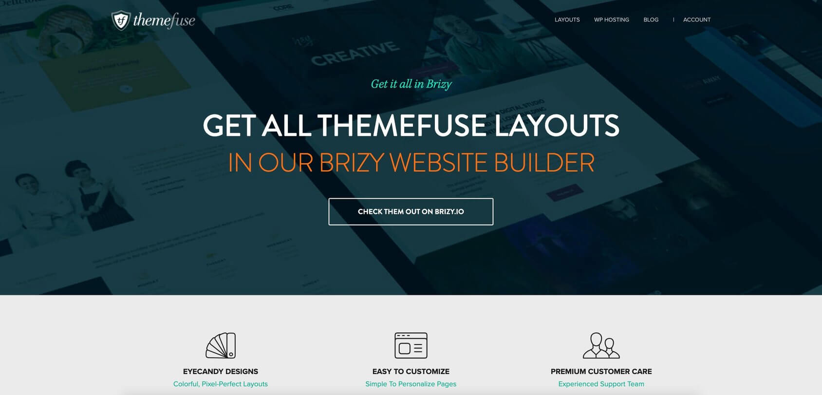 ThemeFuse homepage