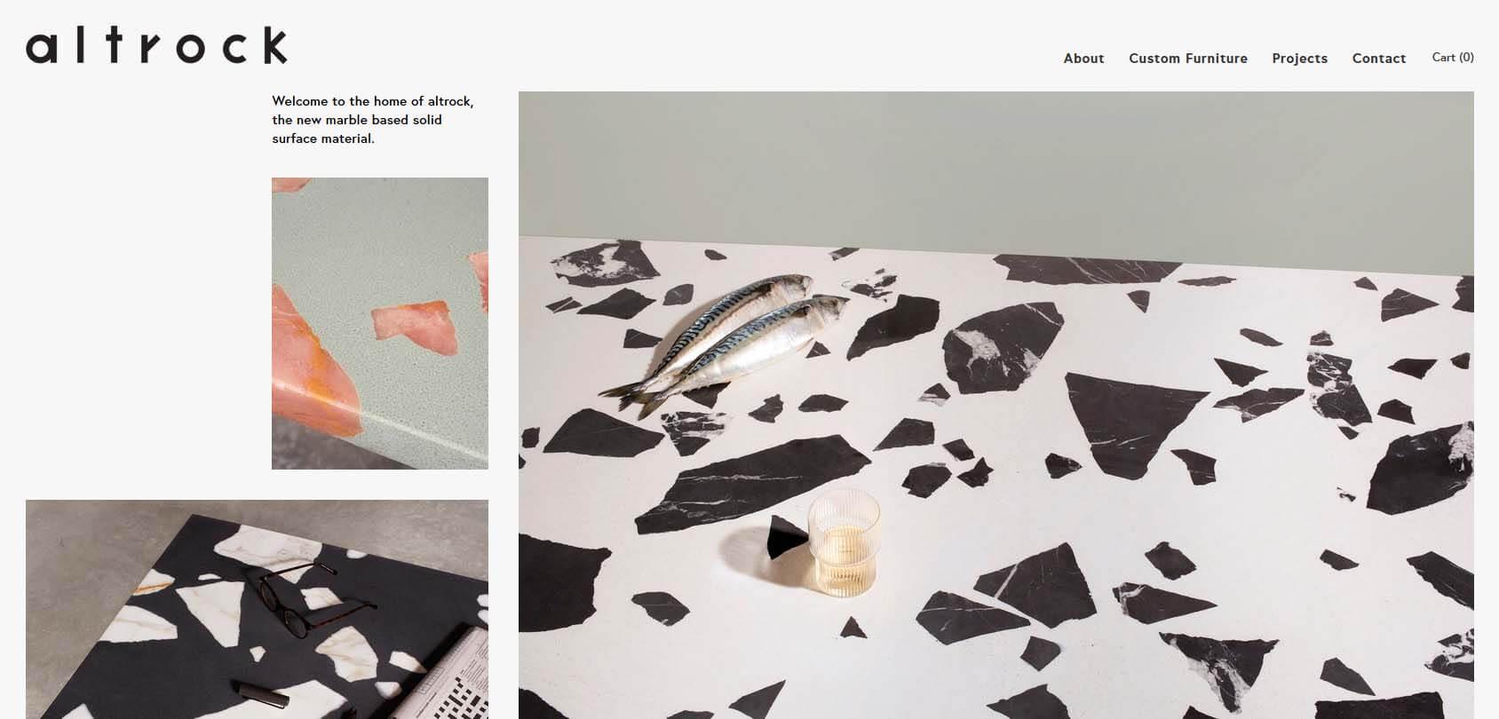 Altrock Homepage