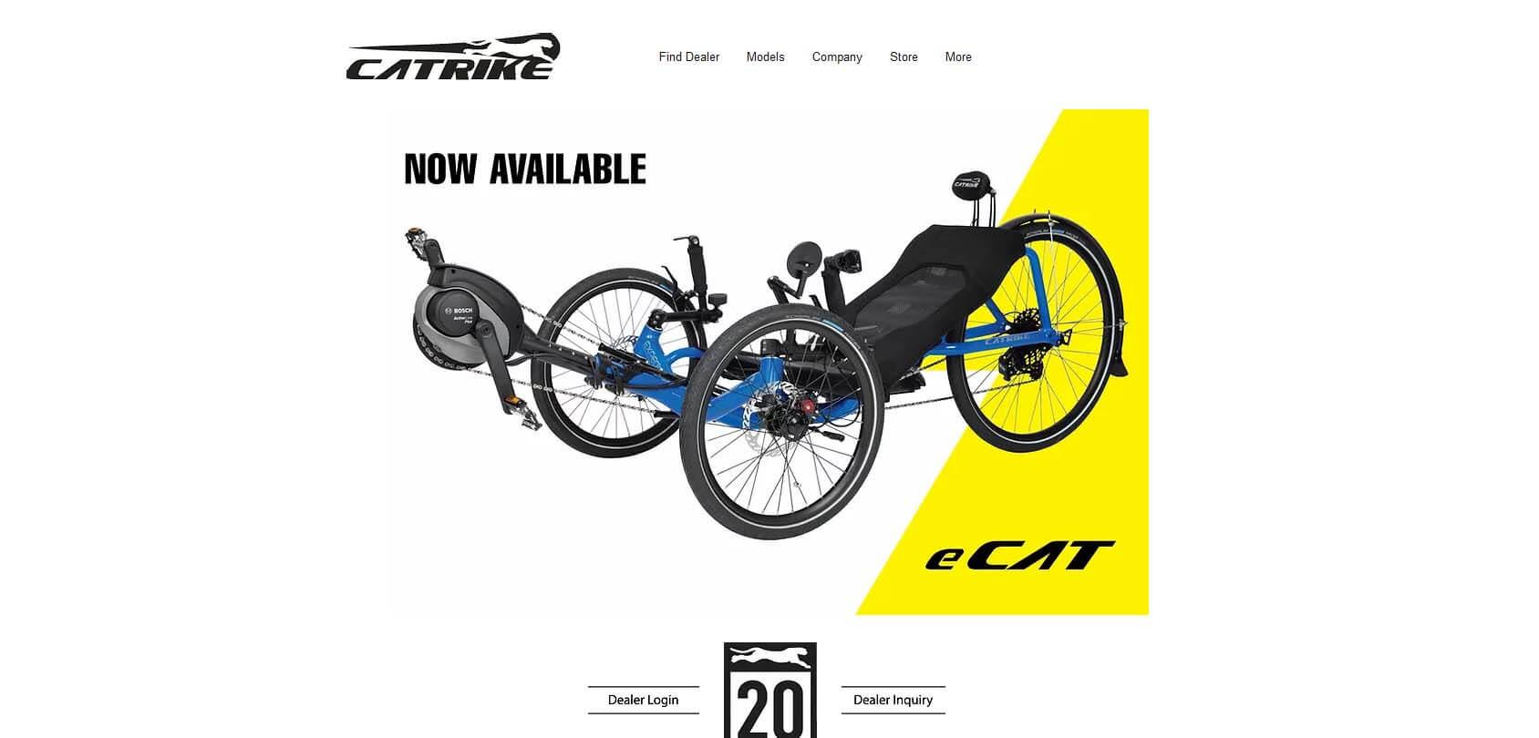 Catrike Homepage