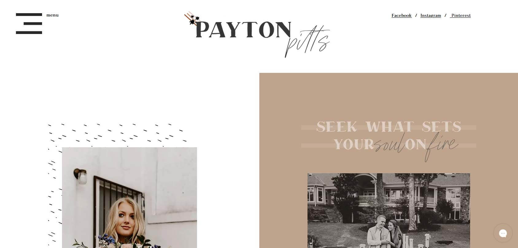 Payton Pitts Homepage