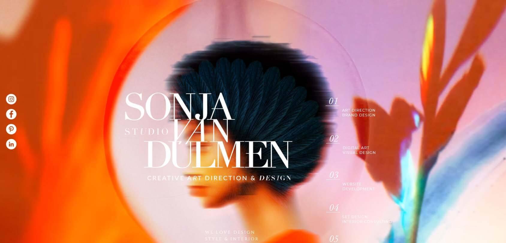 Sonja van Duelmen Homepage