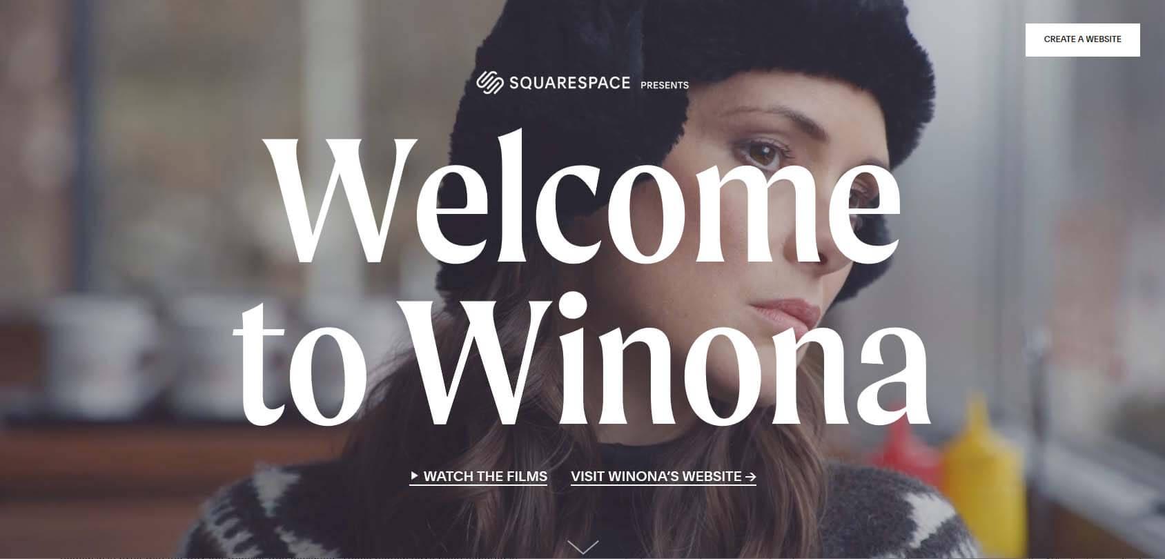 Welcome to Winona Homepage