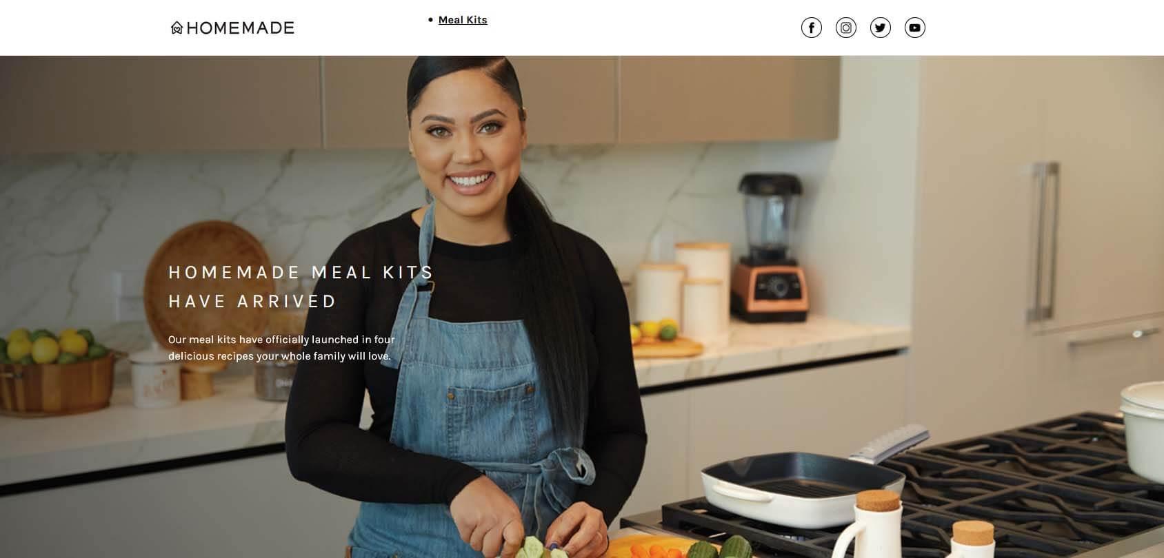 Homemade Homepage