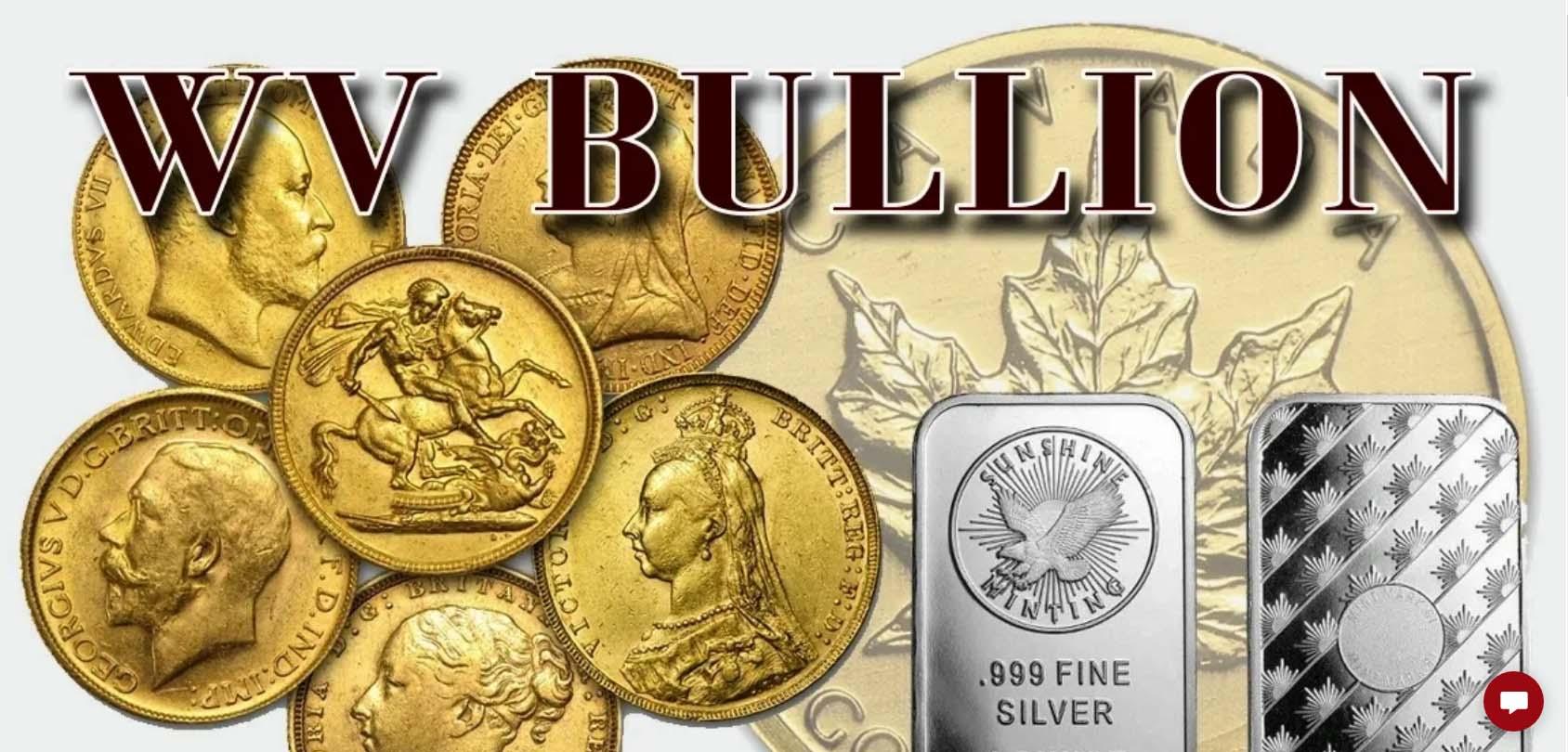 WV Bullion Homepage