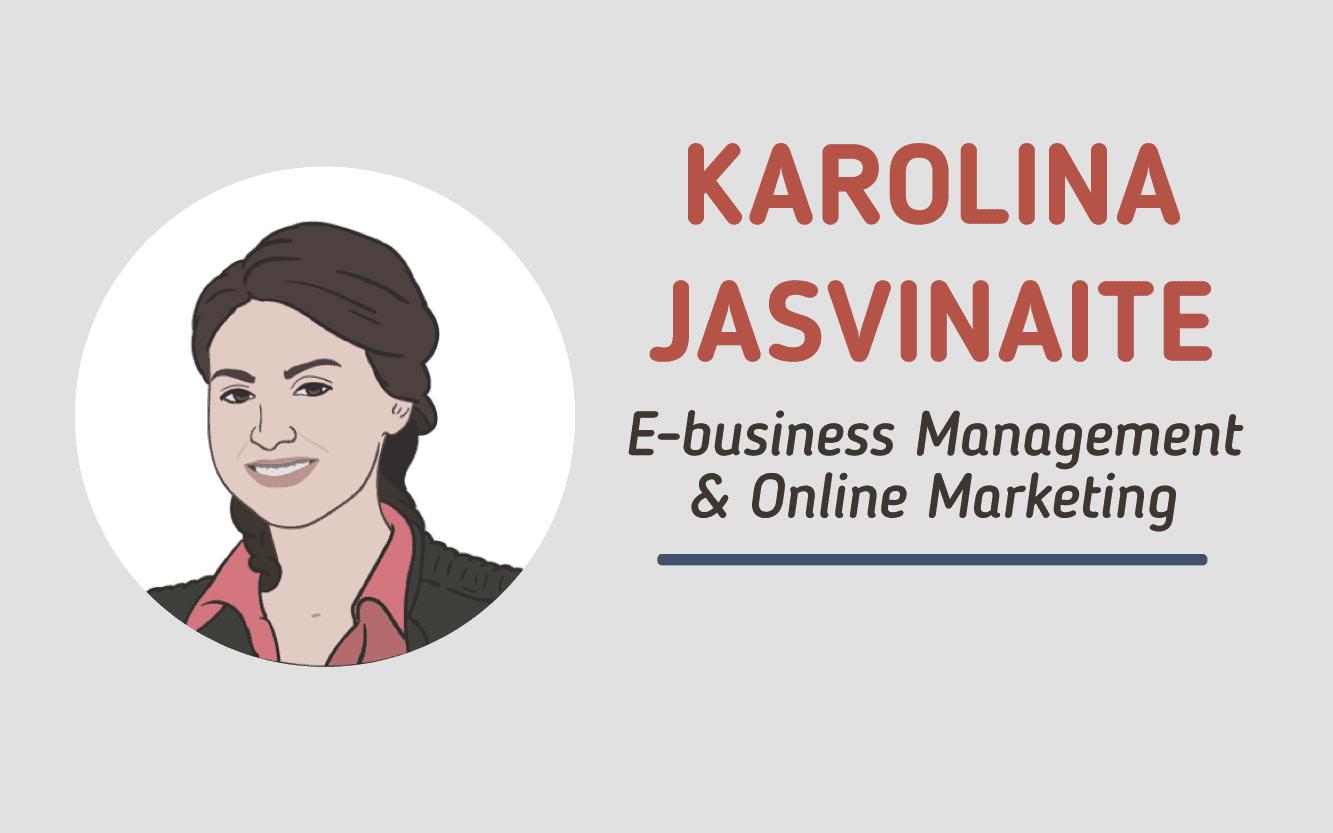 Karolina Jasvinaite Interview