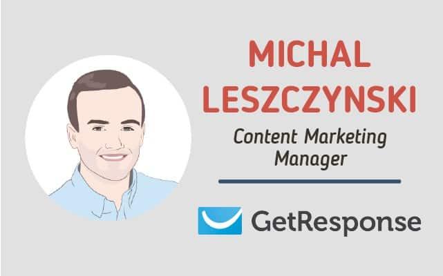 Michal Leszczynski Interview