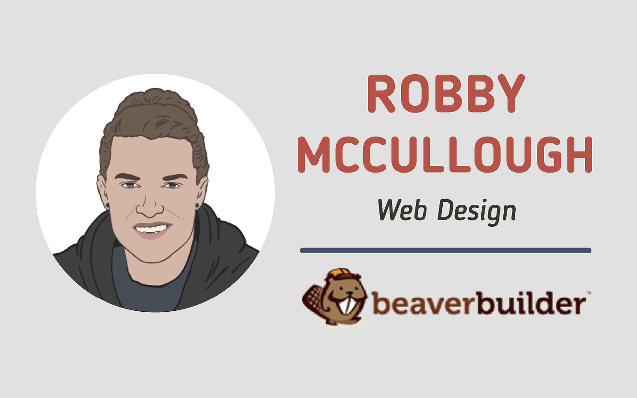 Robby McCullough Interview