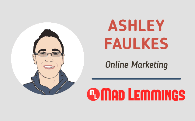 Ashley Faulkes Interview