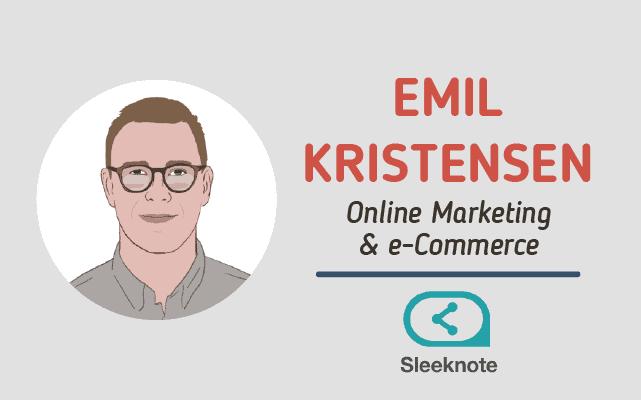 Emil Kristensen Interview