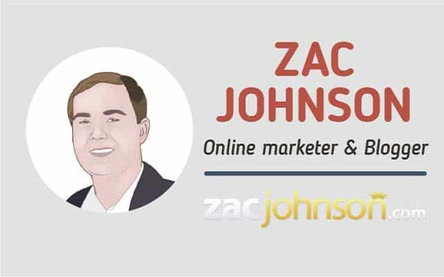 Zac Johnson Interview