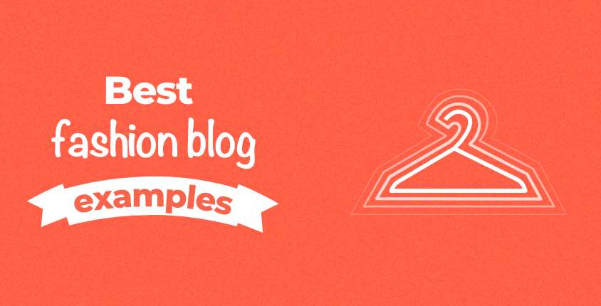 Best fashion blog examples