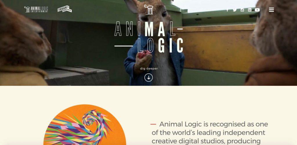 animal logic hp