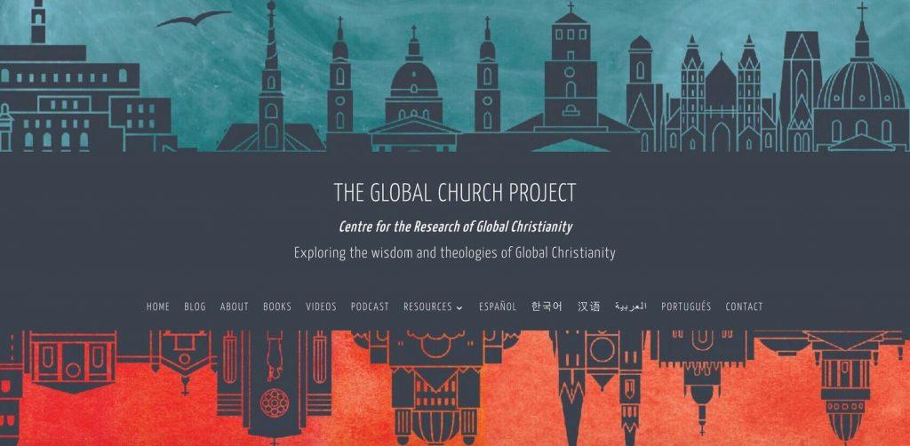 global church project hp