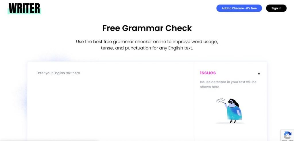 writer free grammar hp