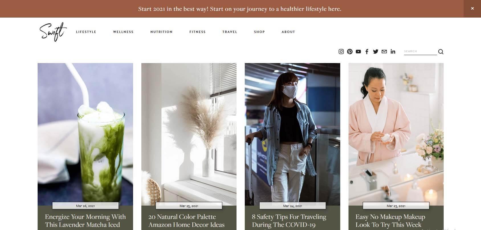 Swift Homepage