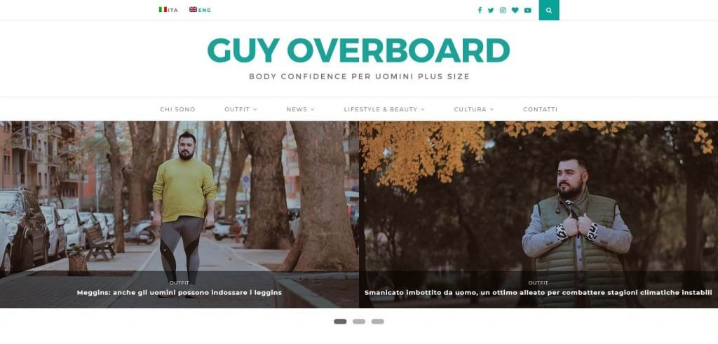 Guy Overboard Homepage