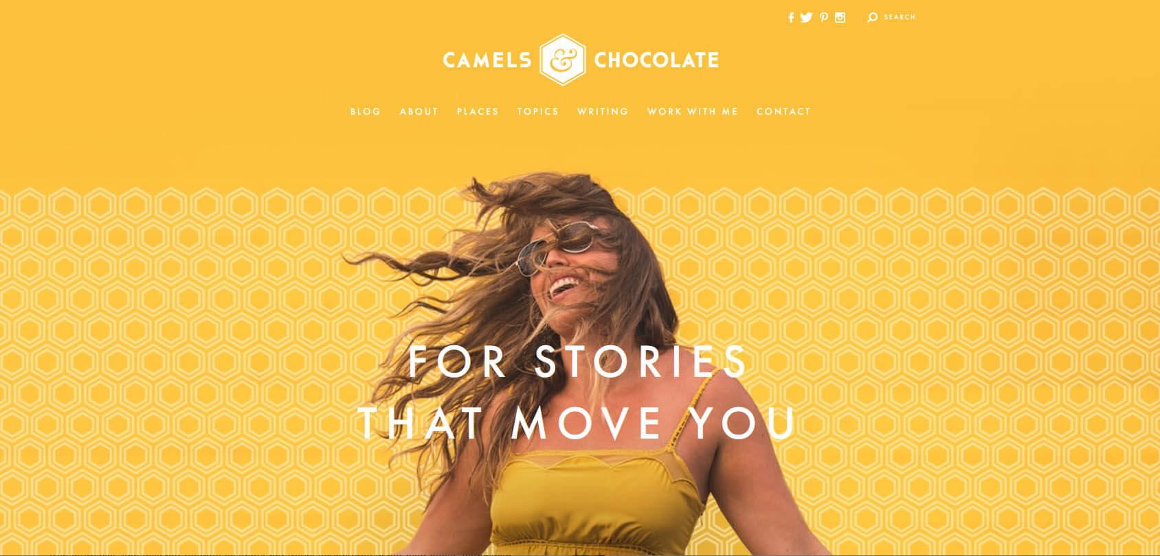 Camels and Chocolate Homepage