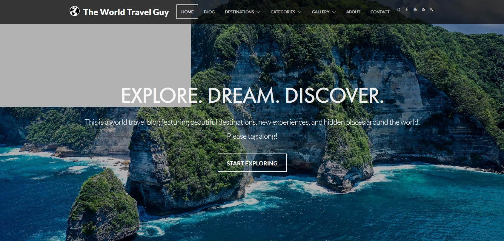 The World Travel Guide Homepage