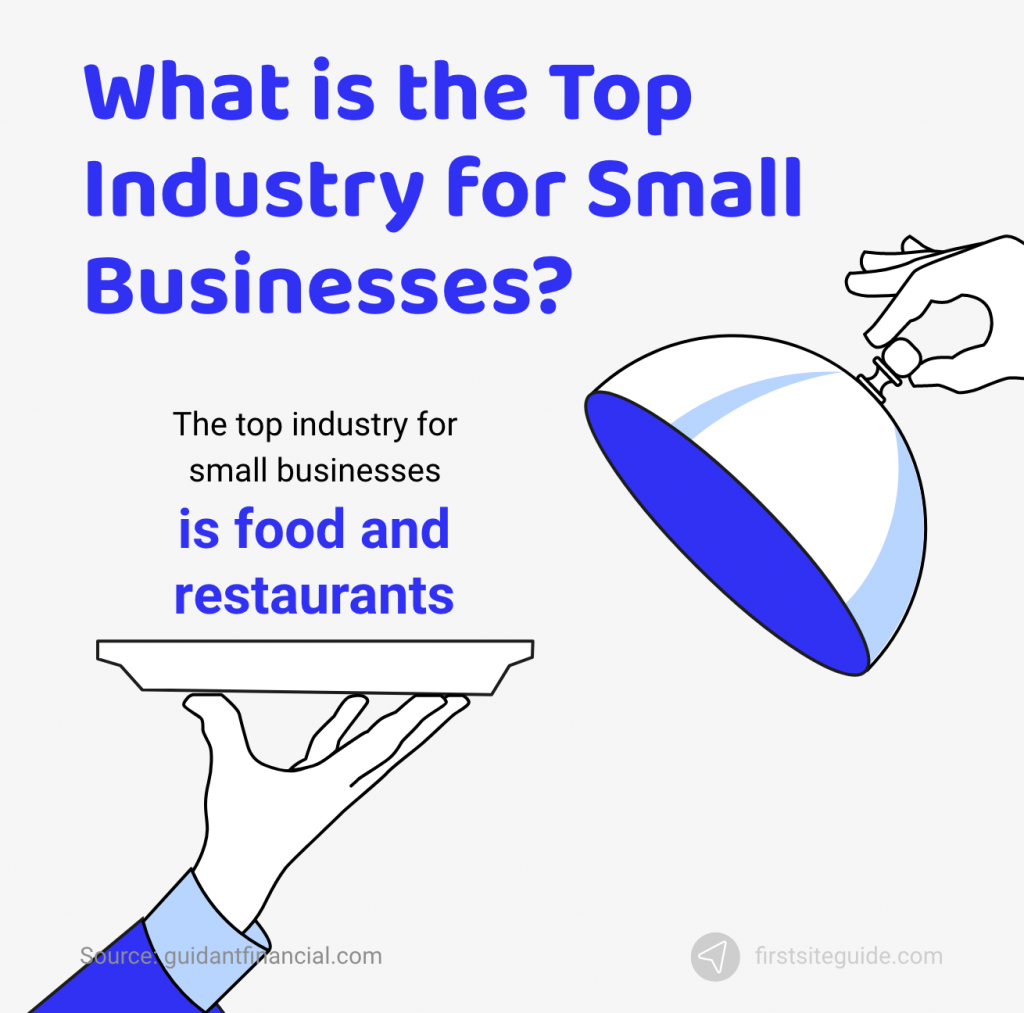 top industry for small businesses