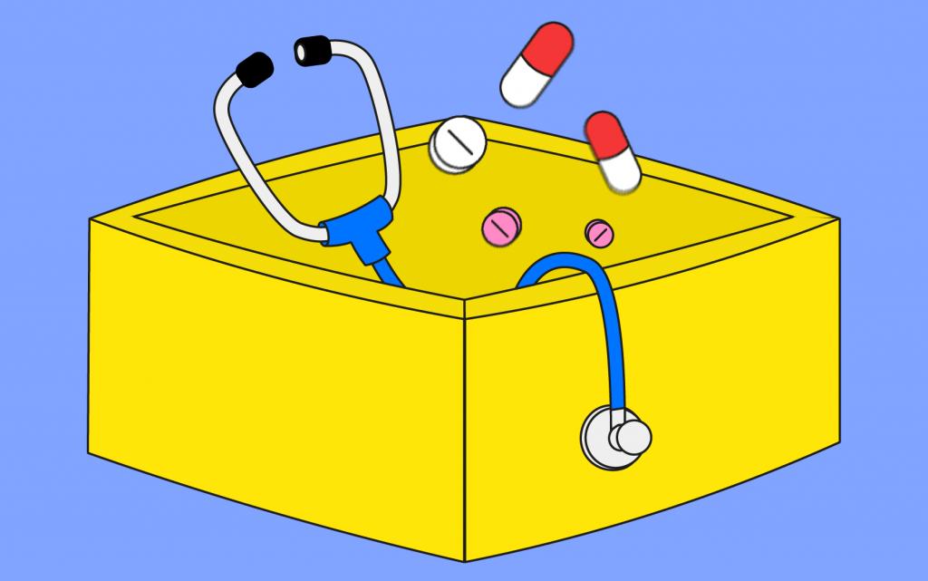 Health startup companies