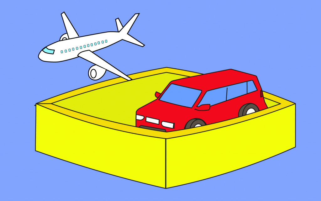 Transport travel startup companies