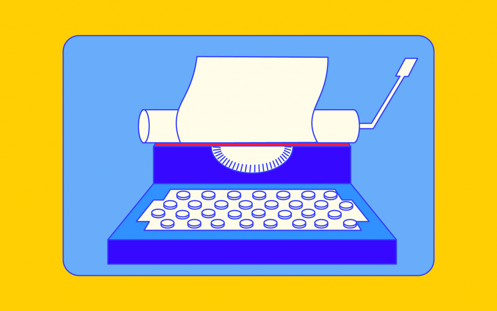 writing business ideas