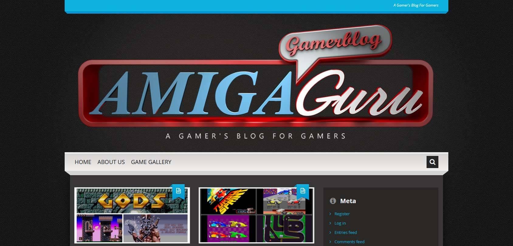 AmigaGuru Homepage
