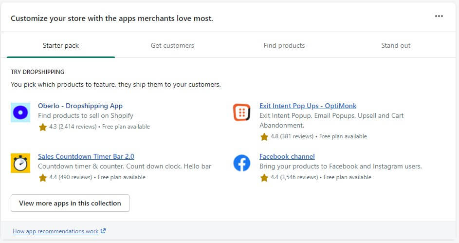 shopify marketplace