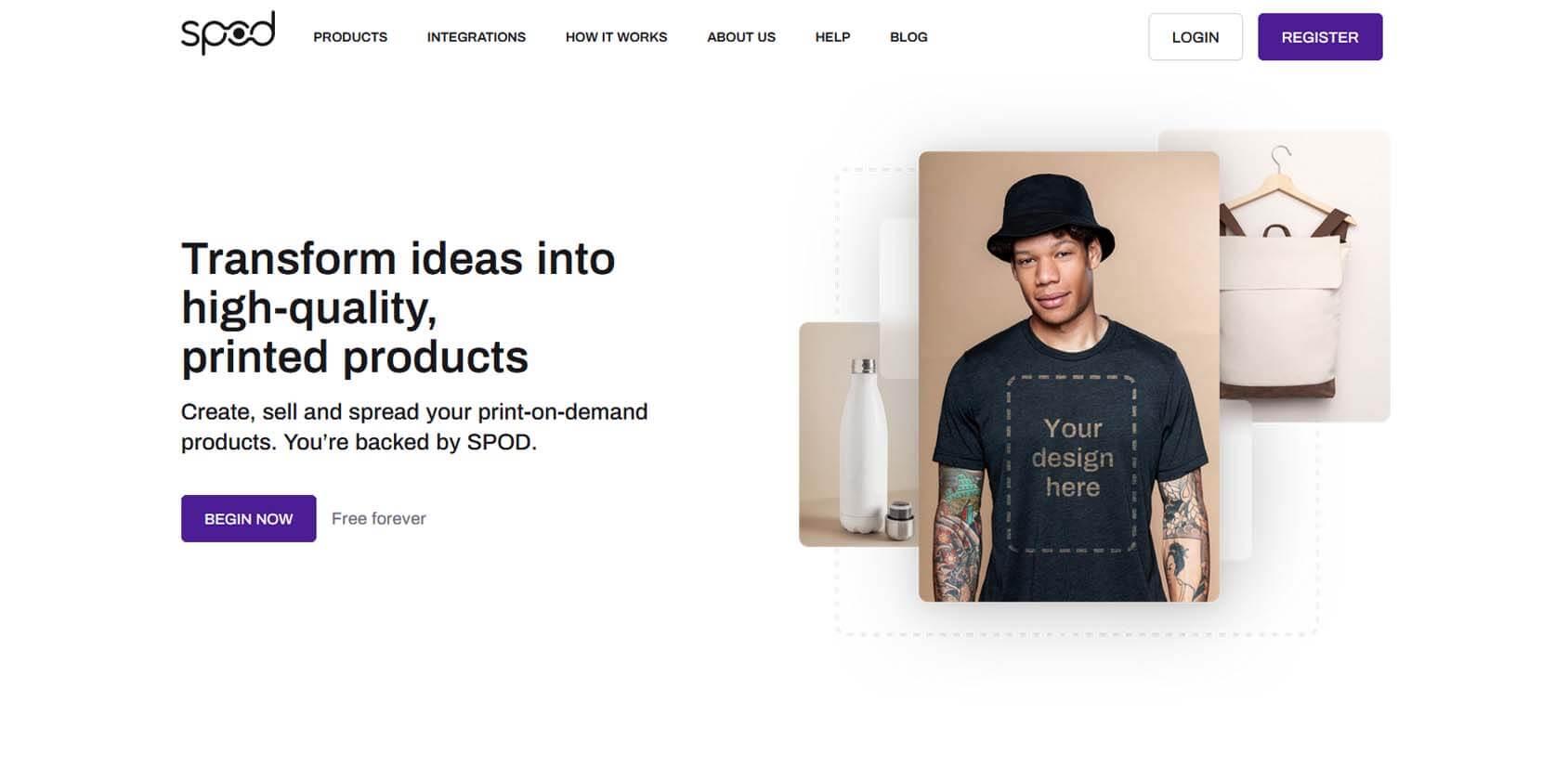 SPOD Homepage